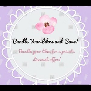 Other - 🌸🌺🛍BUNDLE AND SAVE🛍🌺🌸